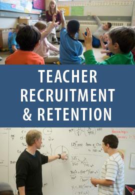 teacher retention survey graphic