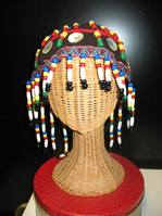 Aleut/Alutiiq Beaded Headdress
