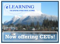 e-Learning training for educators Now offering CEU's