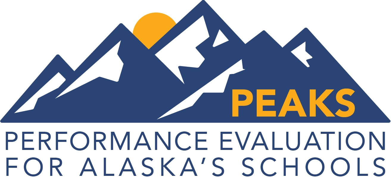 Performance Evaluation for Alaska's Schools (PEAKS) and